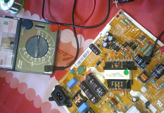 test diode