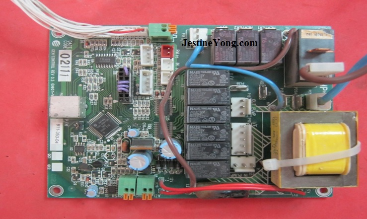 air cond board repair