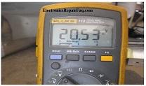 fluke 112 multimeter satellite receiver