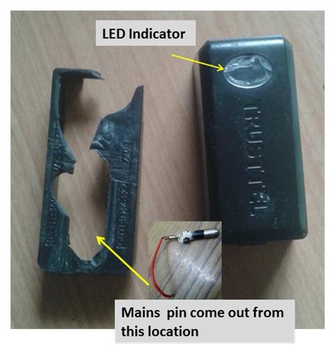 mobile charger adapter repair