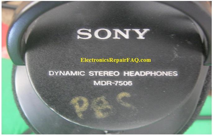 dynamic stereo headphone repair