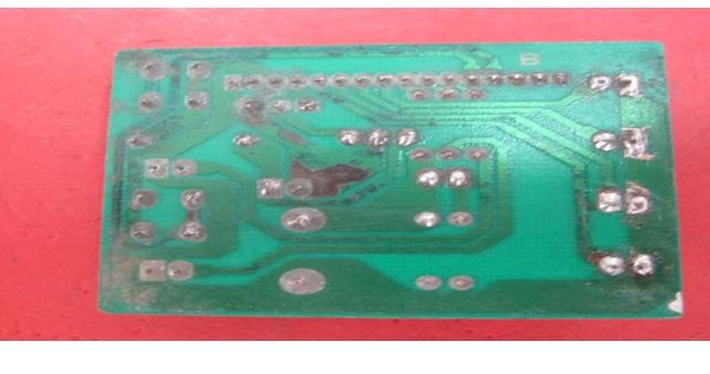 fix air cond board