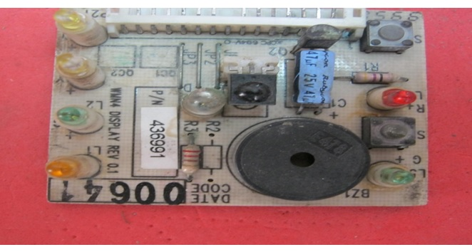 how to fix air cond board