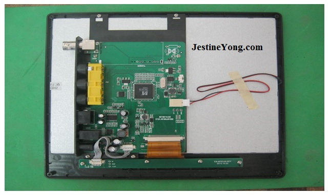 No Display In Mini LCD Screen Repaired | ElectronicsRepairFaq com