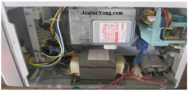 5kv 0 7 Amp Fuse Replaced To Restore The Heating Factor In