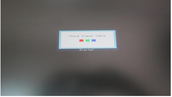 on screen display