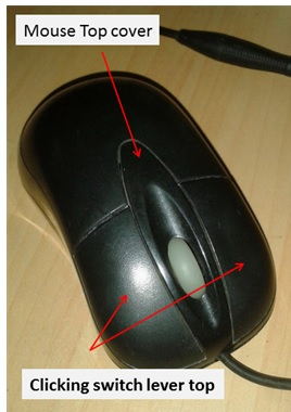 how to fix a mouse