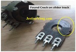how to fix and repair variable resistor in speaker