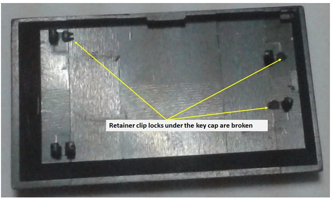 how to fix lenovo laptop keyboard keys